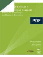Respostas Locais e Insegurancas Globais Inovacao e Mudanca No Brasil e Espanha