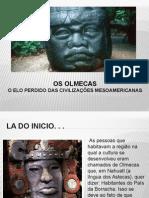 Os Olmecas
