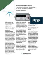 digita multimeter Agilent