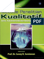 Metode Penelitian Kualitatif J.R. Raco