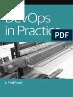 Devops in Practice