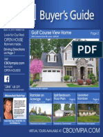 Coldwell Banker Olympia Real Estate Buyers Guide March 14th 2015