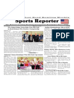 March 11 - 17, 2015 Sports Reporter