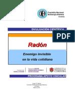 HUGO MARTIN ATOMICA CORDOBA RADON ENEMIGO INVISIBLE APOYO VINCULAR 2015
