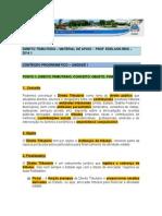 Material de Apoio Direito Tributário 2014.1