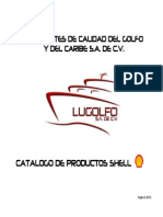 Catalogo Aceites Shell