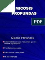 Presentacion Micosis Profundas UPAV Mario