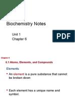 Biochem Ppt