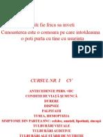 Curs nr.1.2 CV