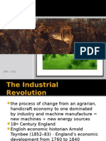 Towards Industrialization