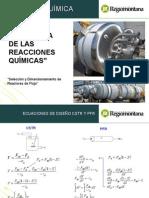 2. Selección y Dimensionamiento de Reactores (1)