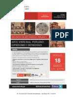 Encuentros de Arte Barroco II Arte Virreinal Peruano Expresiones y Definiciones