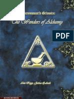 a necromancer's grimoire - the wonders of alchemy.pdf