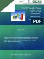 Estadística aplicada (concepto)