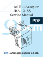 Jcm Bill Validator Manual