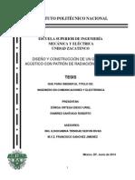 DISEÑO Y CONSTRUCCION DE UN GABINETE ACUSTICO CON PATRON DE RADIACION CARDIOIDE.pdf