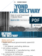 CDG-Beyond_the_Beltway-2015 Marketing Forecast Presentation