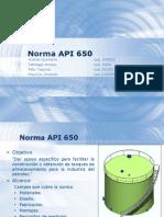 Norma API 650