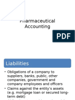 Pharmaceutical Accounting