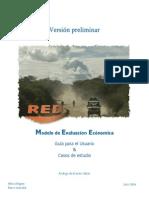 Modelo de Evaluación Económica