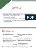 Clase Sobre Polarimetria Refractometria y Densimetria