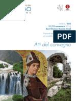 Atti Stati Generali Turismo Ternano 2014