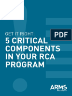 5 Critical Factors