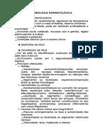 Semiologia Dermatológica - Propedeutica 4