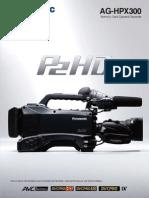 AG HPX300P Brochure
