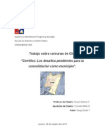 Trabajo Gob Regional Sobre Comunas de Chile- Cerrillos (Diego Durán)