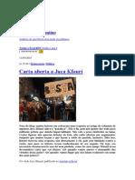 Carta Aberta a Juca Kfouri