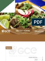 Encuesta sobre consumo de tacos y tortas en México