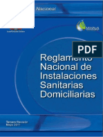 REGLAMENTO INSTALACIONES SANITARIAS BOLIVIA.pdf