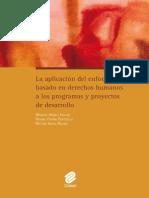 2 Aplicacion Del Enf de Ddhh a Los Progr y Proy de Des