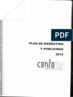 Plan de Marketing 2012v