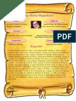 Ana Maria Magalhaes e Isabel Alçada