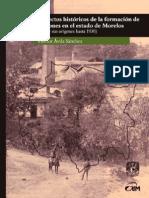 Aspectos Históricos de La Formación de Regiones en El Estado de Morelos (Desde Sus Orígenes Hasta 1930)