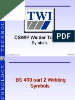 Symbol of Welding
