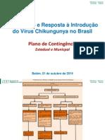 Chikungunya Vigilância Vetorial