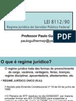 Lei 8.112 Aula_ProfPauloGuilherme_Jaula.ppt