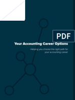 Accounting Career Options
