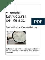 Introduccion Al Analisis Estructural de Los Relatos Doc