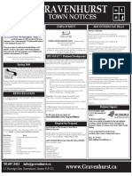 town notice page april 2015 sample