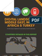 Are socials guide to digital and mobile in menat 2014