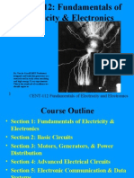 Fundamentals of Electricity Electronics