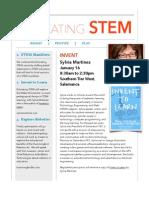educating stem invent