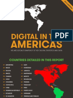 guide to social digital and mobile in the americas 2014