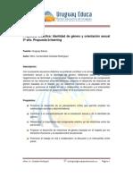Propuesta Identidad de Género y Orientación Sexual Versión Para Imprimir
