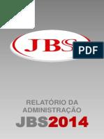 Demonstra??es Financeiras 2014