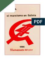 El Marxismo en Bolivia